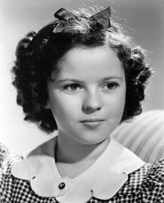 Shirley Temple - such a sweet time in my life, watching you on the screen, with me in front of it dancing and singing along. RIP Miss T.