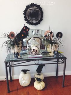 i did a few halloween projects