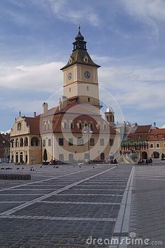 old-city-hall-brasov-romania-transylvania Brasov Romania, Transylvania Romania, Old City, San Francisco Ferry, Building, Travel, Old Town, Viajes, Buildings