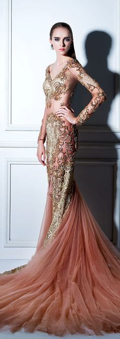 Black Tie Affair **Dany Tabet Couture Fall/Winter 2014-2015
