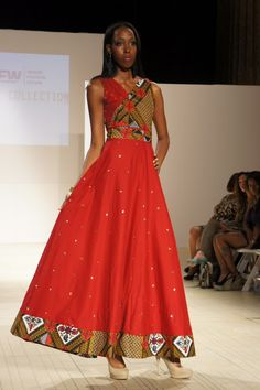 TRUE FASHIONISTA NOW: Africa Fashion Week New York 2012: Attollé Collection.