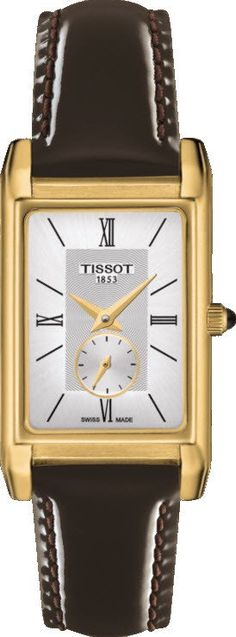 @tissot Watch Prestigious #add-content #basel-16 #bezel-fixed #bracelet-strap-leather #brand-tissot #case-depth-5-3mm #case-material-yellow-gold #case-width-34-5-x-20mm #delivery-timescale-1-2-weeks #dial-colour-silver #gender-ladies #luxury #movement-quartz-battery #new-product-yes #official-stockist-for-tissot-watches #packaging-tissot-watch-packaging #style-dress #subcat-tissot-lady #supplier-model-no-t9233351603800 #warranty-tissot-official-2-year-guarantee #water-resistant-30m