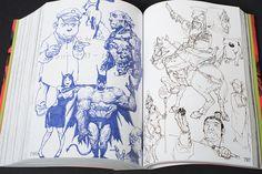 Kim Jung-Gi 2007 Sketch Collection