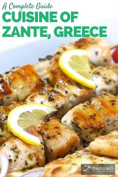 This Greek island in the Ionian Sea was a hidden place for many until recent years | A Complete Guide to the Cuisine of Zante | The Planet D: Adventure Travel Blog