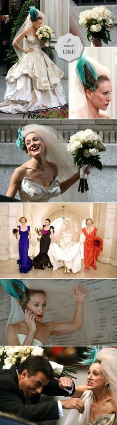 sex and the city... Bridesmaids ideas