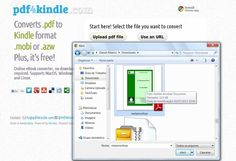 PDF4Kindle: convertire file PDF in formato Kindle