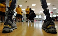 Prosthetics and Assistive Technology Challenge helps bring printed assistive devices to veterans Jordan Thomas, Navy Reserve, Nigeria Travel, Prosthetic Leg, Military Personnel, Military Veterans, Assistive Technology, Marathon Running, Winter Sports