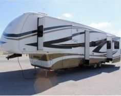 Used 2008 #Newmar Torrey pine 37SK #Fifth_wheel in San Antonio @ www.usedrvs-motorhomes.com