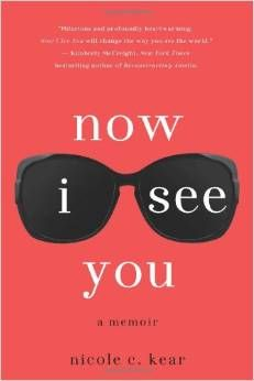 Author Nicole Kear describes her reaction to the diagnosis of losing her vision to retinitis pigmentosa that she received in college, and the choices it caused her to make in her life.