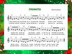 Advent, Activities For Kids, Sheet Music, Songs, Education, Preschool Winter, Christmas, Flute, Xmas