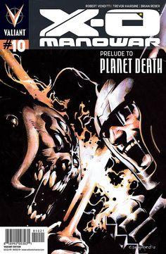 Newsarama | New Manowar Rises in X-O MANOWAR #10: PLANET DEATH