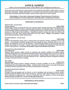 Store Manager Job Description Resume Compliance Officer Resume Is Well Designed To Get The Attention Of
