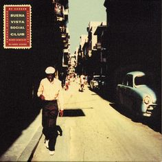 Buena Vista Social Club. Great album!! I can just see my sweet mother dancing to this wonderful music.