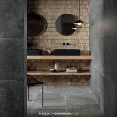 Hazlo con Cerámicos (@hazloconceramicos) • Fotos y videos de Instagram Office Interior Design, Bathroom Interior Design, Home Design, Futuristic Furniture, Trends, Rustic Chic, Modern Bathroom, Modern Decor, Accent Decor