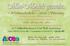 Mini-Models gesucht