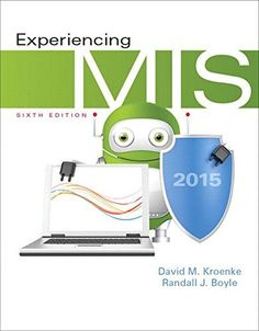 Experiencing mis 4th edition kroenke solutions manual test bank experiencing mis 6th edition fandeluxe Image collections