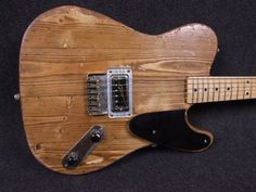 "RebelRelic Custom Special Pine T-series ""The 2x4"""