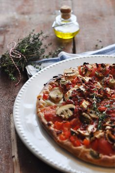#pizza #food