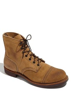 Red Wing | 'Iron Ranger' Boot (Men) (Online Only) #RedWing #boots