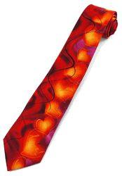 jerry garcia hearts on fire valentine ties