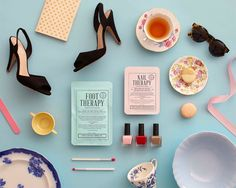 Kocostar Nail and Foot Therapy — The Dieline