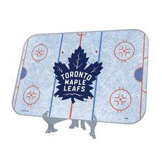 Toronto Maple Leafs Replica Hockey Rink Display, Multicolor
