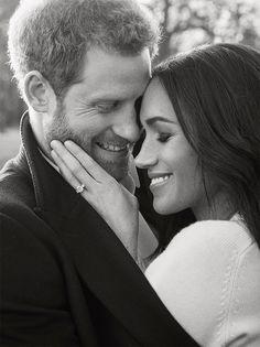 Prince Harry & Meghan Markle's official engagement portraits (Alexi Lubomirski)