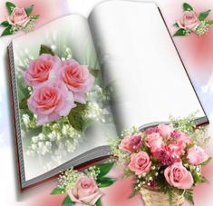 ♥ A book of Roses ♥