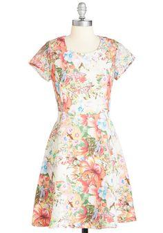Spring Sensation Dress | Mod Retro Vintage Dresses | ModCloth.com