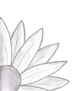 Doodle Daisy Drawing: I started drawing and ended up with this. a daisy… Doodle Daisy Drawing: I started drawing and ended up with this. Cute Easy Drawings, Pencil Art Drawings, Drawing Sketches, Easy Drawings Of Flowers, Sketching, Easy To Draw Flowers, Easy Nature Drawings, Sketches Of Flowers, Easy Sketches To Draw