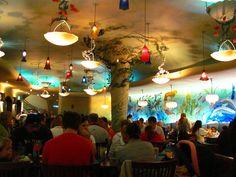 Ariel's Grotto Restaurant