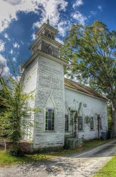 Lovely old church by trudy