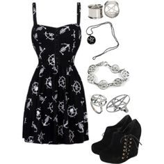 """""""Untitled #1112"""" by bvb3666 on Polyvore"""