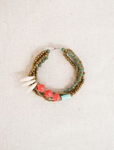 Bracelet from 31 Bits Using Fashion and Design to Empower Women to Rise Above Poverty