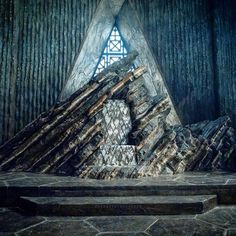 Game of Thrones - Throne at Dragonstone