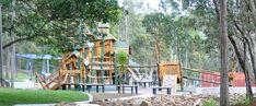 Underwood Park Spielart Playground
