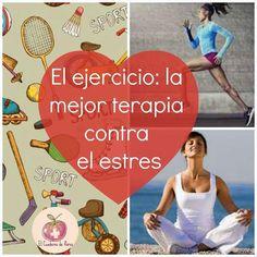 Ejercicio físico: lo mejor contra el estrés del cuerpo