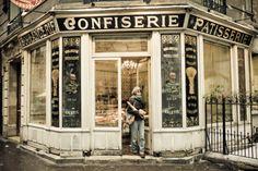 Boulangerie, confiserie, patisserie...