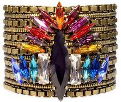 Dannijo – Symson Cuff #15things #trending #lucyskyes #beauty #cuff #dannijo #jewelry #accessories #bracelet