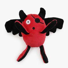 Red Momo Monster T-Pee