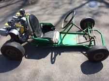 vintage racing go kart Bird engineering eagle
