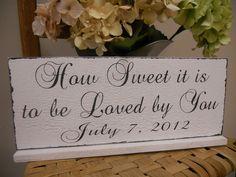 Vintage Dessert Bar Wedding | Wedding Signs, Candy Bar, Dessert Table, Sweet heart table..Distressed ...