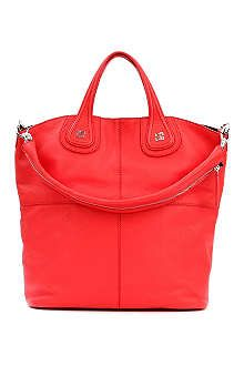 GIVENCHY Nightingale grained leather tote