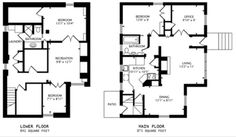 Did you know? We offer floor plans with measurements as part of every #3D Virtual Tour we create. #calgary #yyc