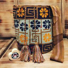 58 отметок «Нравится», 3 комментариев — Mama Tierra (NGO) (@mama.tierra) в Instagram: «Creative weavings #ngo #❤️ #wayuu #style #ethicalfashion #indigenousrights #ootd #love #mochila…»