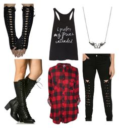 """""""Something I'd Wear to A Concert #2"""" by malloriemooney on Polyvore featuring Tripp"""