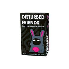 Side Disturbed Friends Kortspill