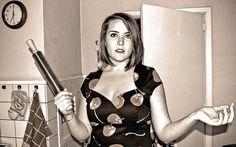 #portrait #vera #shooting #vintage #housewife #photography #pocketkeb