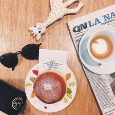 Coffee & Donuts #BreakfastWithSophie