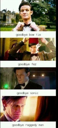 Good-bye 11... *sniff*